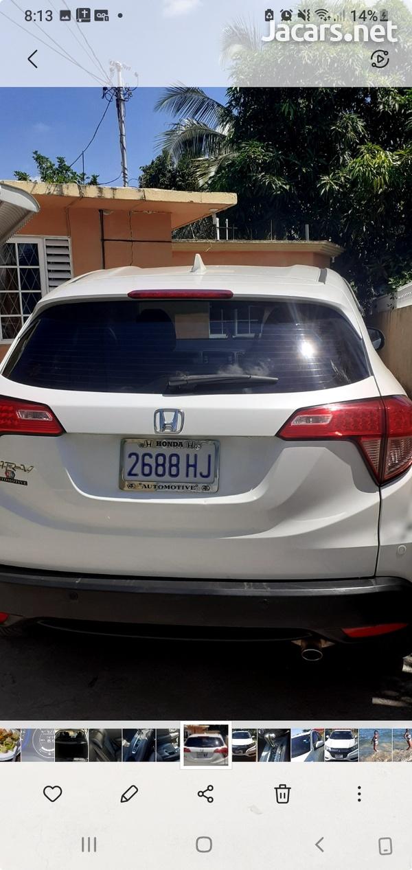 Honda HR-V 1,8L 2016-5