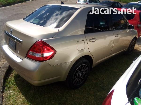 Nissan Tiida 1,3L 2012-7