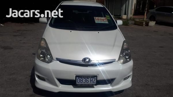 Toyota Wish 1,8L 2008-3