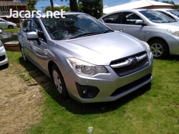 Subaru G4 2,0L 2013-1