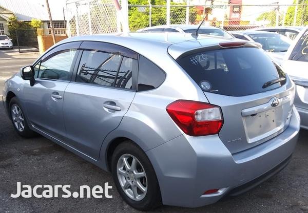 Subaru Impreza 1,6L 2012-13