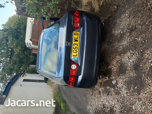 honda accord 2.4 auto petrol breaking for spares k24 engine-3