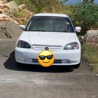 Honda Civic 2,5L 2002