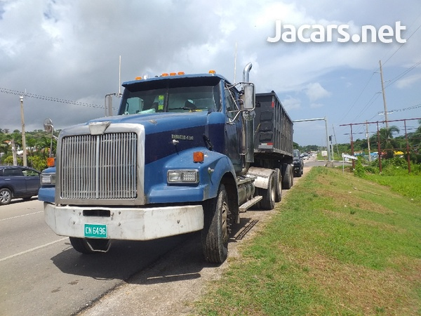 2006 Western Star Truck with Tip Trail-2