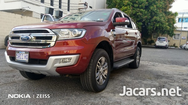 Ford Everest 3,2L 2017-6