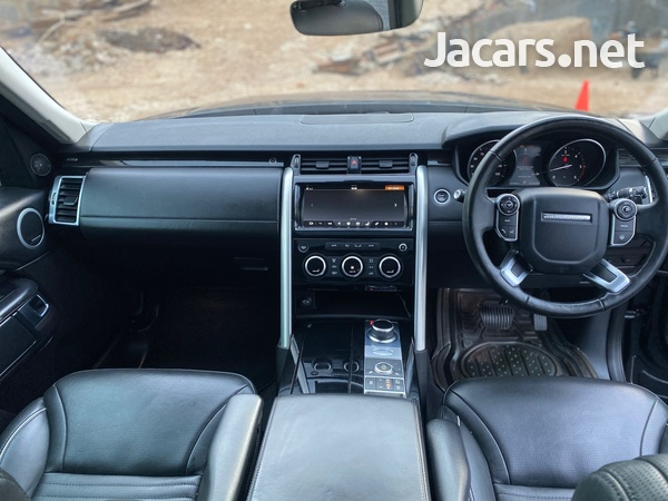 Land Rover Discovery Sport 3,0L 2019-10
