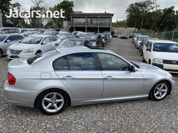 BMW 3-Series 2,5L 2011-7