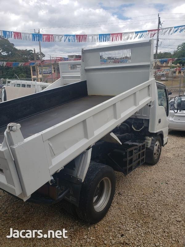 Isuzu Dump Truck High Deck-4
