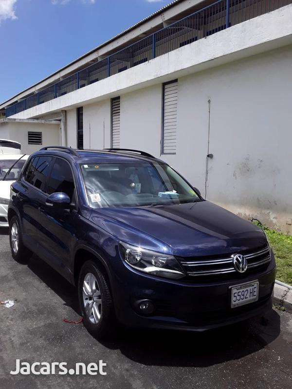 Volkswagen Tiguan 2,0L 2017-3