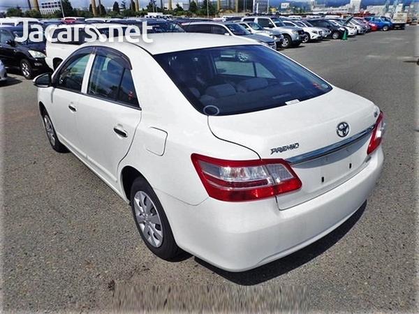 Toyota Premio 1,5L 2014-8