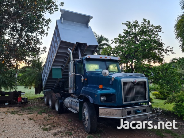 International Paystar Dump Truck-5
