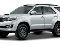 Toyota fortuner 2,8L 2012