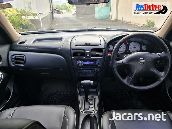Nissan Sunny 1,6L 2006-7