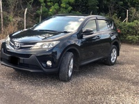 Toyota RAV4 2,5L 2013