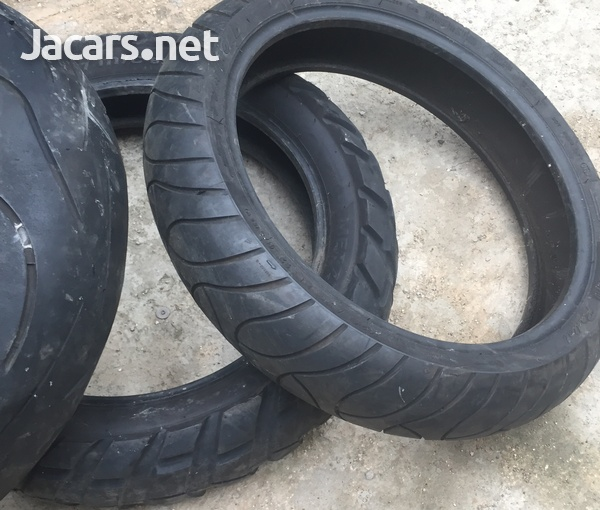 Used motorcycle tires-6
