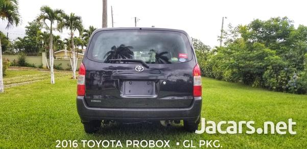Toyota Probox 1,5L 2016-10