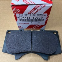 Genuine Toyota Brake Pads
