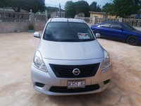 Nissan Latio 1,2L 2013