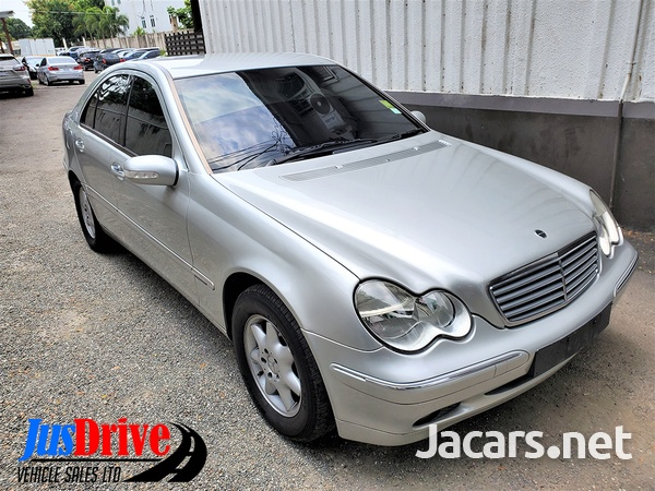 Mercedes-Benz C-Class 2,0L 2003-1