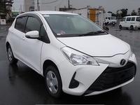 Toyota Vitz 1,3L 2017