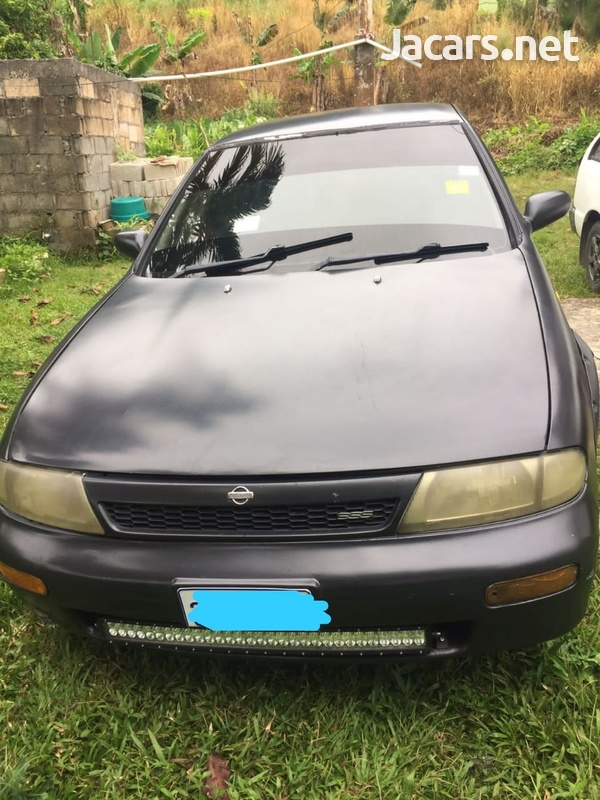 Nissan Bluebird 1,8L 1992-5