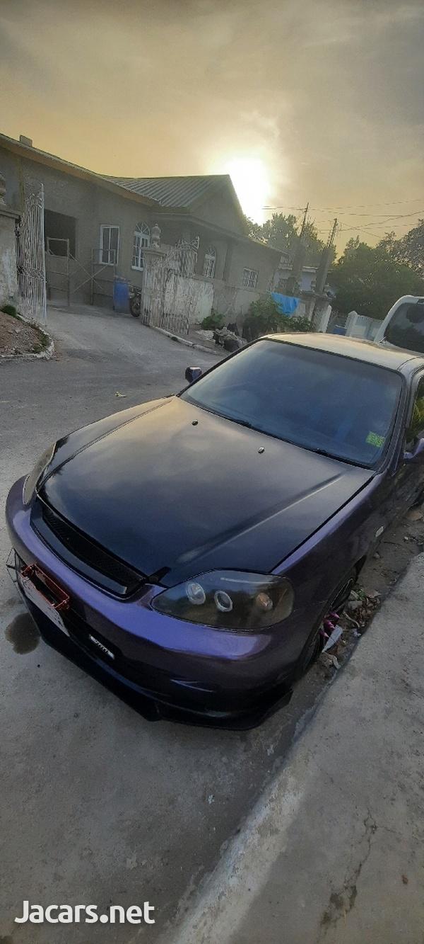 Honda Civic 1,6L 1999-11