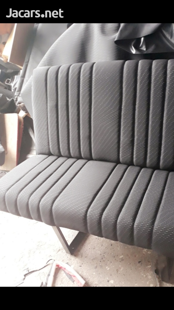 HAVE YOUR BUS FULLY SEATED OUT.WE BUILD AND INSTALL BUS SEATS.CONTACT 8762921460-6