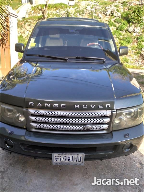 Land Rover Range Rover 4,2L 2006-1