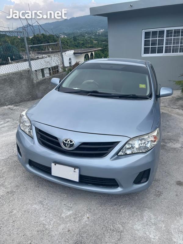 Toyota Corolla XLi 1,5L 2012-10