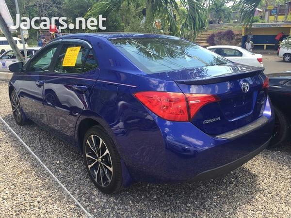 Toyota Corolla 1,8L 2018-3
