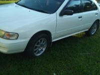 Nissan B14 1,5L 1996
