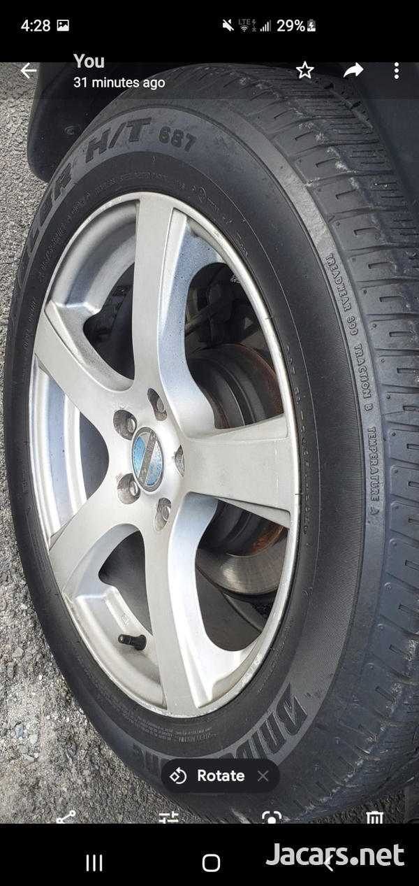 18 inches rims with tires-2