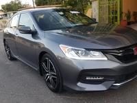 Honda Accord 1,8L 2017