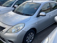 Nissan Latio 1,5L 2012