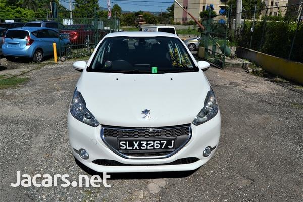 Peugeot 207 1,6L 2014-2