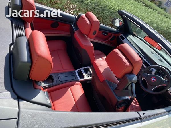 BMW 3-Series 2,0L 2011-10