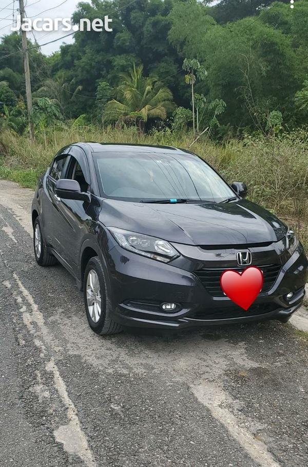 Honda Vezel 1,8L 2015-1
