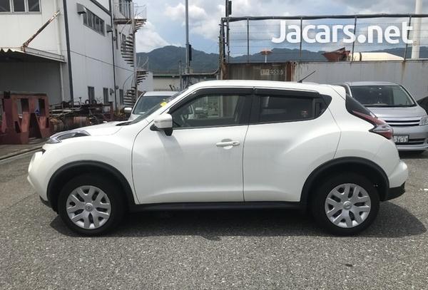 Nissan Juke 1,6L 2016-2