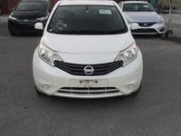Nissan Note 1,5L 2014