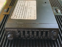 Kenwood Equalizer Used