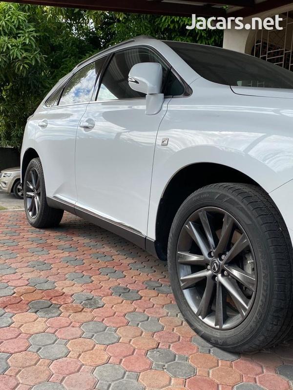 Lexus RX 3,5L 2014-1