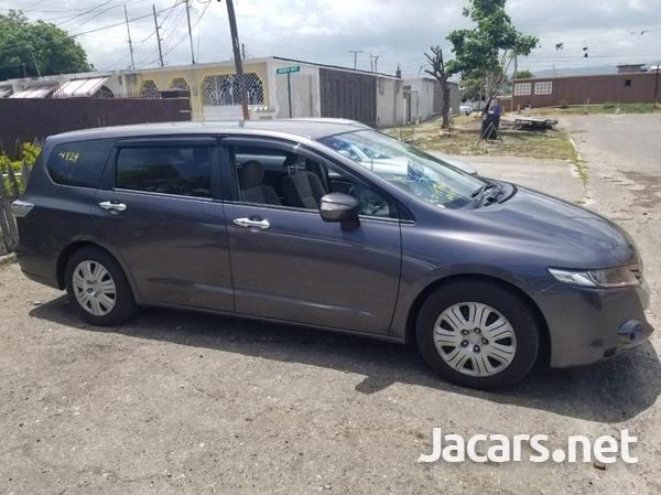 Honda Odyssey 2,4L 2013-8