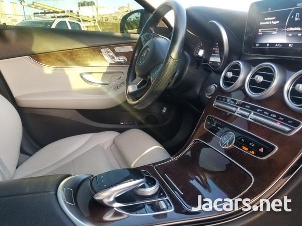 Mercedes-Benz C-Class 3,0L 2016-5