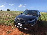 Land Rover Discovery Sport 2,2L 2015