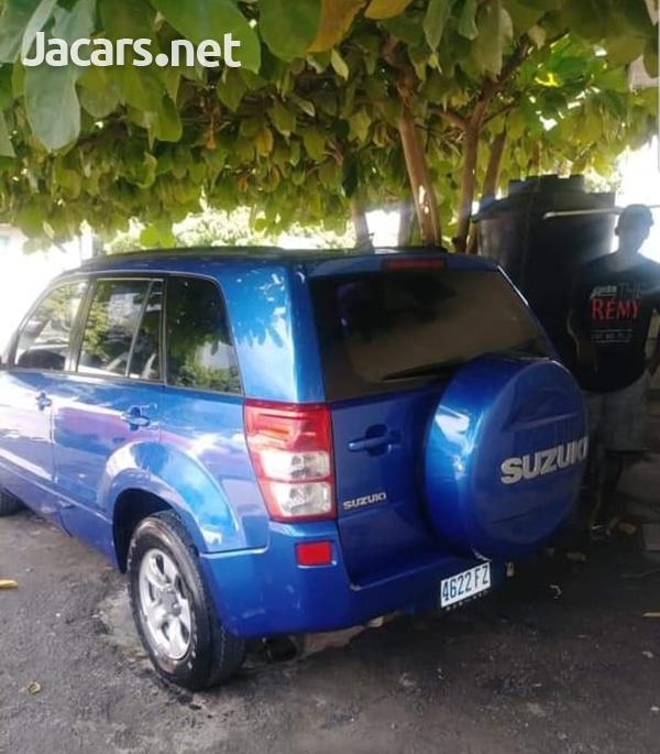Suzuki Grand Vitara 2,7L 2008-4