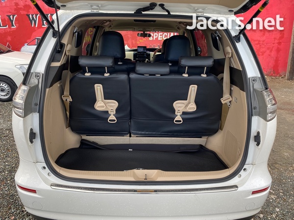 Toyota Estima 2,4L 2012-11
