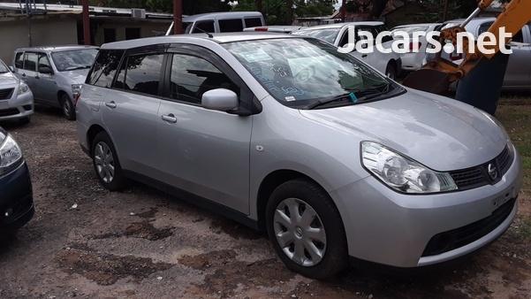 Nissan Wingroad 1,8L 2014-3