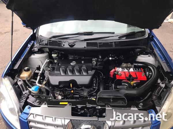 Nissan Dualis 3,0L 2008-2