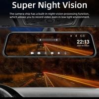 10inch Touch Screen Google Dash Cam