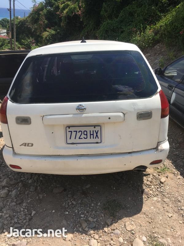 Nissan AD 1,5L 2003-6